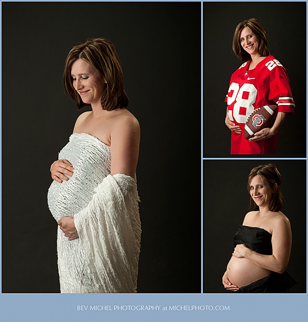 maternity portrait