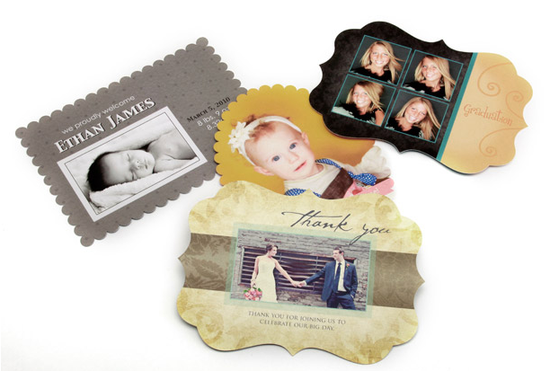 Boutique Birth Announcements